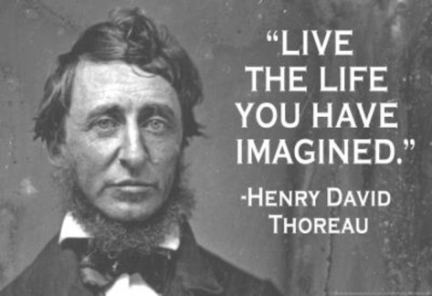 an analysis of walden by henry david thoreau Henry david thoreau lived for two years, two months, and two days by walden pond in concord, massachusetts his time in walden woods became a model of deliberate and ethical living.